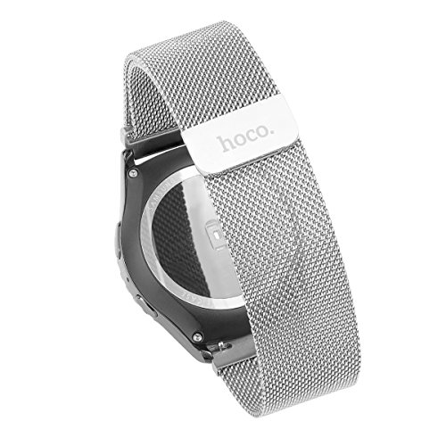 Stainless Milanese Ultra Light Replacement Milanese Silver