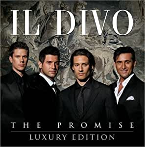 Il divo the promise luxury edition with dvd by il divo music - Il divo amazon ...