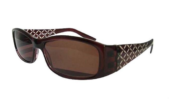 World of Glasses - Lunette de soleil - Femme Bordeaux sVe1qe7r