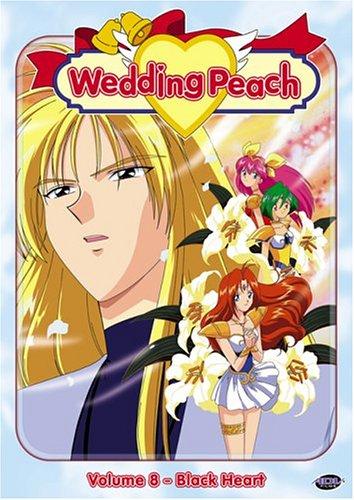Wedding Peach, Vol. 8: Black Heart