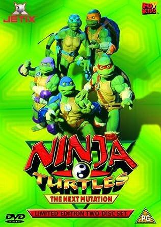 Ninja Turtles-Next Mutation V [Reino Unido] [DVD]: Amazon.es ...