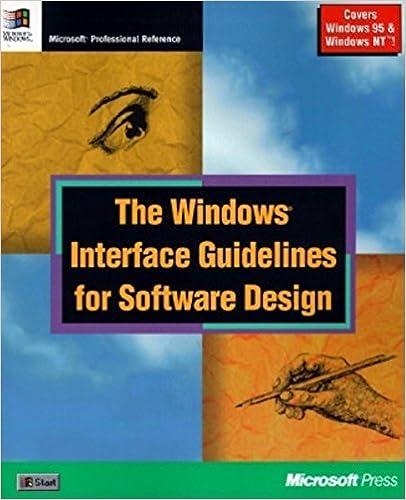 New Windows Interface Microsoft Press Microsoft Corporation Staff 9781556156793 Amazon Com Books