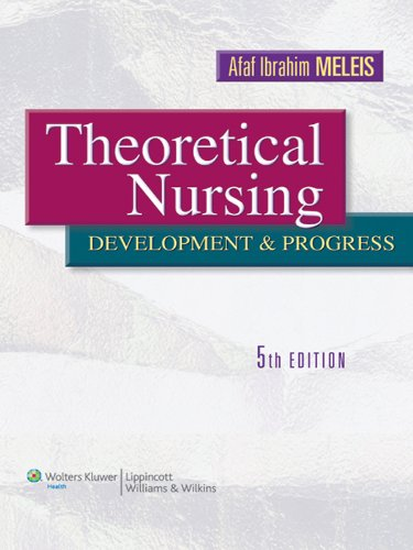 Download Theoretical Nursing: Development and Progress Pdf
