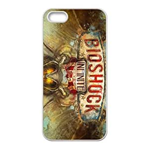 BioShock iPhone 5 5s Cell Phone Case White Vyhms