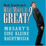 What Makes It Great? Mozart's Eine Kleine Nachtmusik