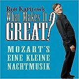 What Makes It Great? Mozart's Eine Kleine Nachtmusik