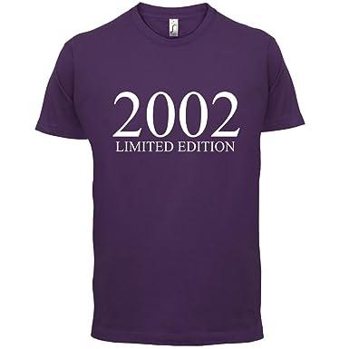 Dressdown 2002 Limierte Auflage/Limited Edition - 16. Geburtstag - Herren T- Shirt