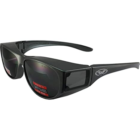 Global Vision Escort - Gafas de sol de seguridad, color gris ...