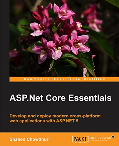 ASP Net Core Essentials Shahed Chowdhuri ebook
