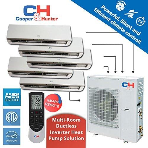 quad mini split heat pump - 7