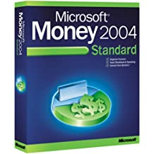 Microsoft Money 2004 Standard [OLD VERSION]
