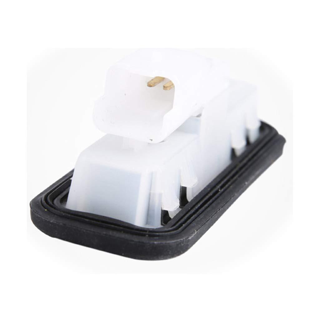 Bagagliaio Portellone Posteriore Pulsante Interruttore Di Sblocco Nuovo Per 13-18 3008 Citroen C2 C4 Mk1 10-13 C5 C6 1 pc Nero x7