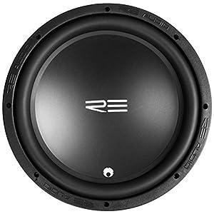 REAudio REX V2-12 200W 12-Inch REX Series Single 4 Ohm Subwoofer