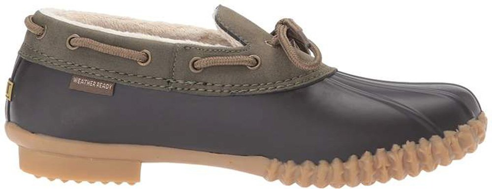 JBU by Jambu Women's, Gwen Duck Shoes Hunter 8.5 M by JBU by Jambu