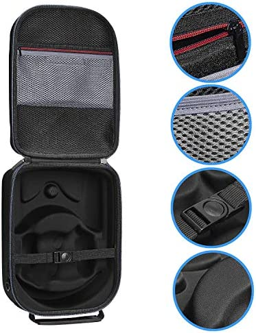 Vanerdun Case for Oculus Quest All-in-one VR Gaming Headset – Oculus Quest Travel case, Virtual Reality Protective Bag 51B0CmjkDNL