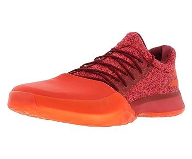 31031fa02e8c adidas B39501 Men Harden VOL. 1 RED  ADIDAS  Amazon.co.uk  Shoes   Bags