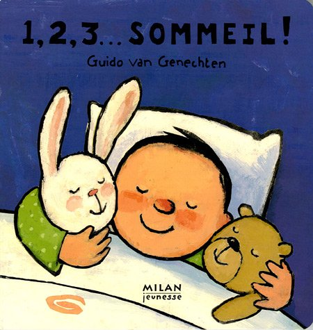 1, 2, 3... sommeil ! (French Edition)