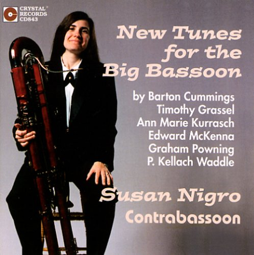 New Tunes for the Big Bassoon ()