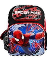 The Amazing Spider-man 2 - Large 16 Backpack - Sticky Web 61195