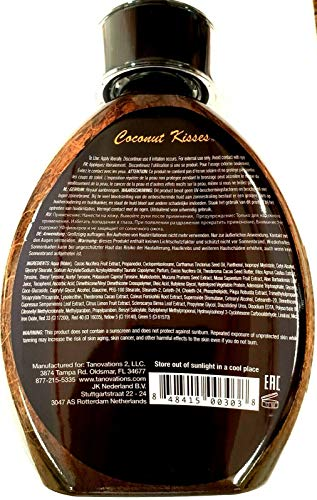 Buy tanning oil to get dark fast