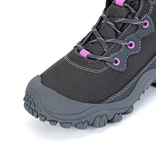 Stivali da escursionismo da Donna Impermeabile da Passeggio Mantagna Scarpe Da Trekking da Donna 35-40 EU