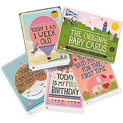 Milestone - Baby Photo Cards