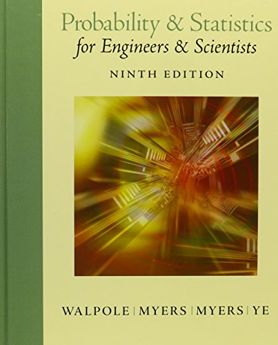 PROBABLTY&STATS ENGRS&SCI&STATCRUNCH ETX PK (9th Edition)