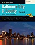 Baltimore, Maryland City & County Street Atlas