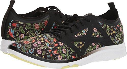 ASICS Womens Gel-Fit Yui L.E. Shoes, Size: 9.5 B(M) US, Color Black/Limelight/Silver by ASICS (Image #3)