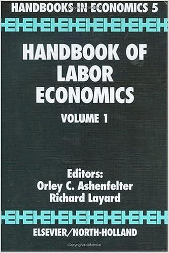 Read online Handbook of Labor Economics Volume 1 (Handbooks in Economics) PDF, azw (Kindle), ePub