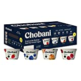 Chobani Greek Yogurt Variety Pack (16 ct.), 5.3 lb
