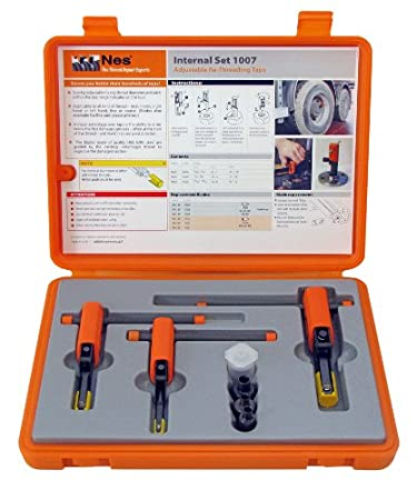 Nes Internal Thread Repair Kit, 5/16 to 13/16', 3-Piece, NES1007 5/16 to 13/16