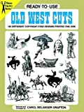 Ready-to-Use Old West Cuts, , 0486287521