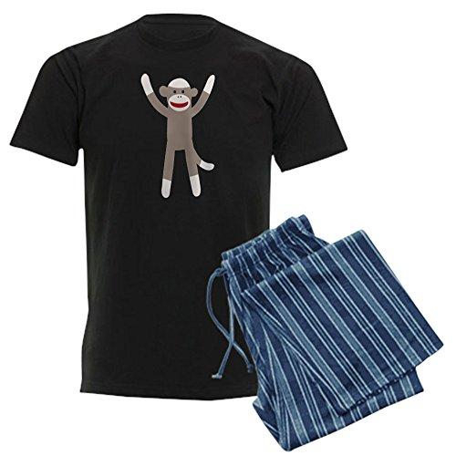 Kids Sock Monkey Pajamas - CafePress Excited Sock Monkey Unisex Novelty