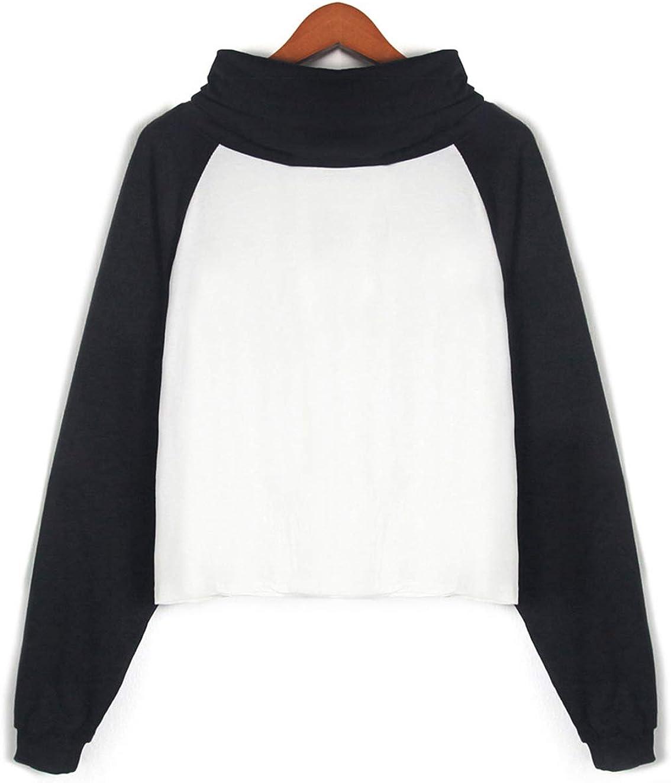 SZT Hoodies for Teen Girls Clearance Women Color Block Jackets Sweatshirts Sweaters Tops Jumper Pullover Hoodies
