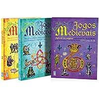 Jogos Medievais - Caixa. Livros 1 e 2