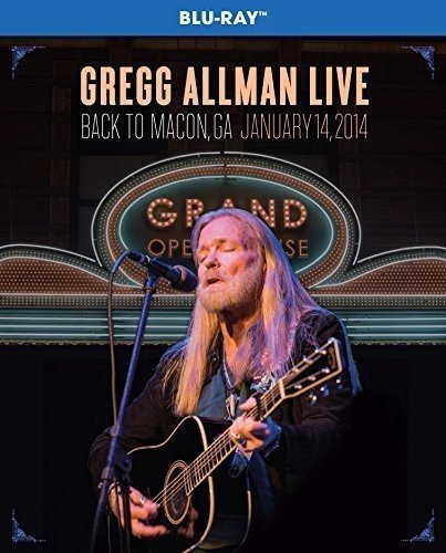 Gregg Allman Live Back to Macon, GA [Blu-ray]
