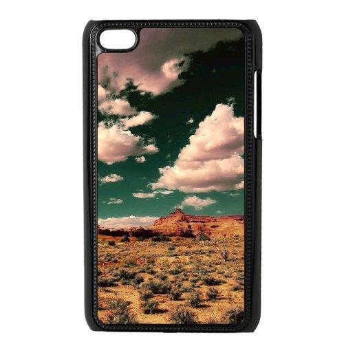 Gobi Mobile - CHSY CASE DIY Design Gobi landscape Pattern Phone Case For Ipod Touch 4