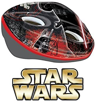 "Casco ""STAR WARS"" para bici Niño / Infantil - Circunferencia REGULABLE ..."