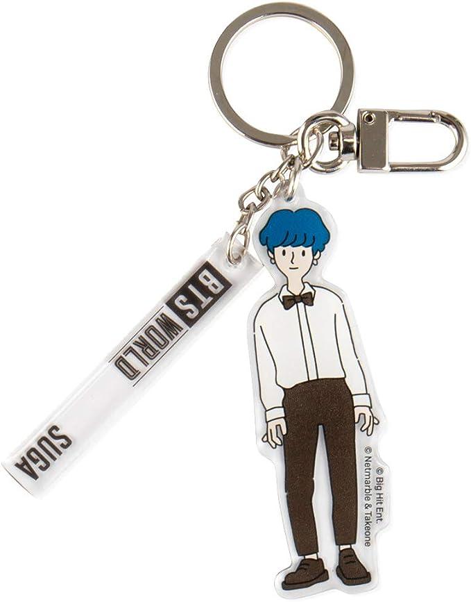 BTS Suga Keychain