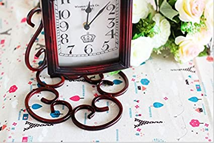 Aiar País estilo hierro reloj vintage relojes y antiguo hierro forjado relojes relojes antiguos relojes relojes