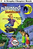 img - for The Haunted Skateboard (Black Cat Club) book / textbook / text book