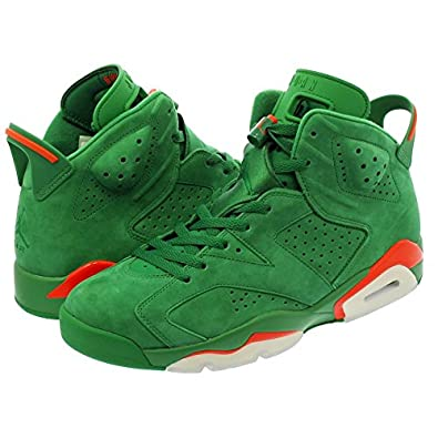71b8fbeffceee4  ナイキ  AIR JORDAN 6 RETRO PINE GREEN ORANGE BLAZE PINE GREEN