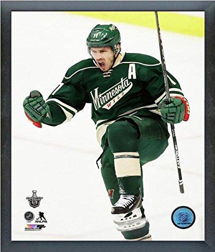 Zach Parise Minnesota Wild NHL Action Photo (Size: 17