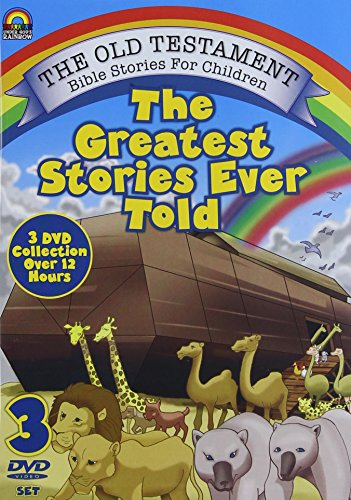 Kids Bible Stories Old Testament product image