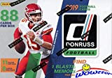 2019 Donruss NFL Football EXCLUSIVE HUGE Factory