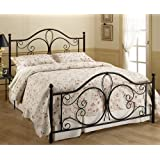 Hillsdale Milwaukee Panel Bed - King