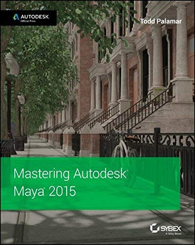 stering Autodesk Maya 2015: Autodesk Official Press (2014-08-19) [Paperback] ()
