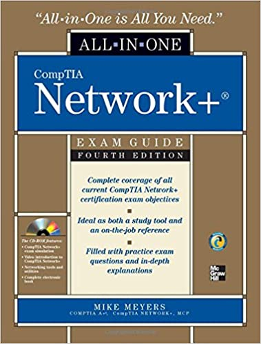 CompTIA Network All-in-One Exam Guide Fourth Edition