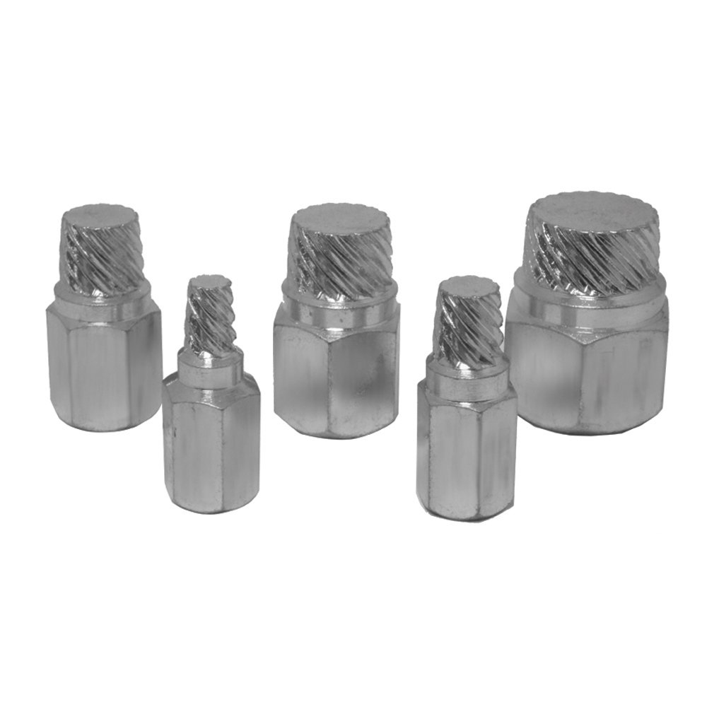 Cobra Products PST167 Pipe Nipple Extractors Set
